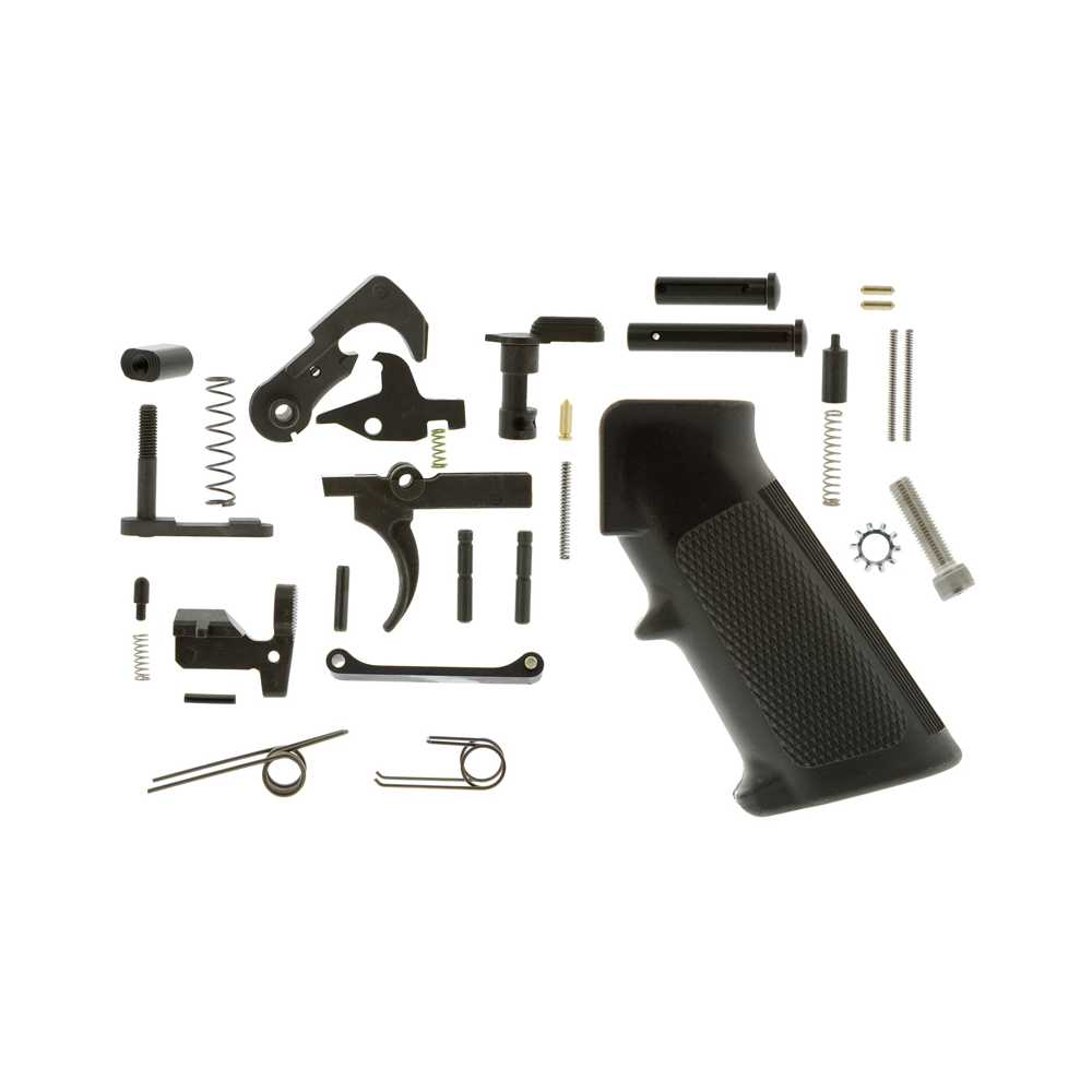 Buying A Quality Lower Parts Kit - Black Rifle Depot